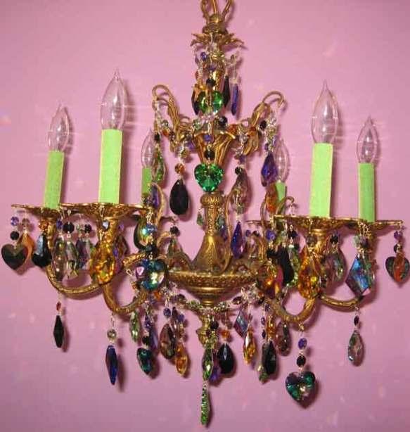 Portuguese chandelier