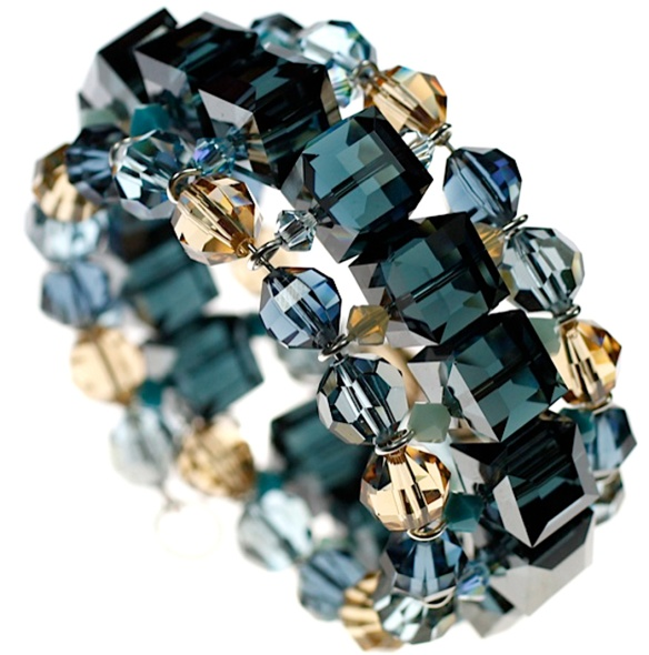Cuff Bracelet from The New Resort Jewelry Collection by Karen Curtis NYC