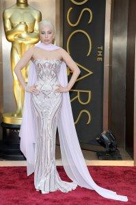 Lady-Gaga-wearing-Versace-2014-Oscars