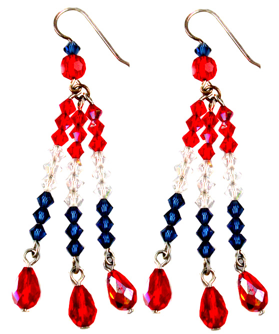 3_strand_drop_earrings_patriotic_red__36473