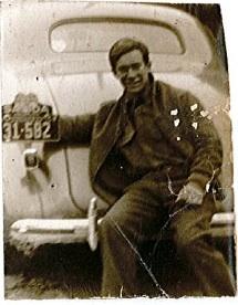 joseph yarrow (niemczyk) 1940's photos